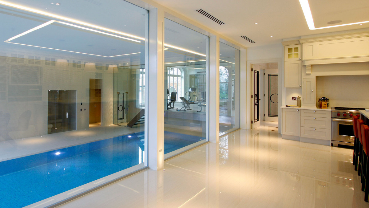 Fire Rated Glass - London Architectural Glass